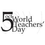 5 ottobre giornata mondiale insegnanti